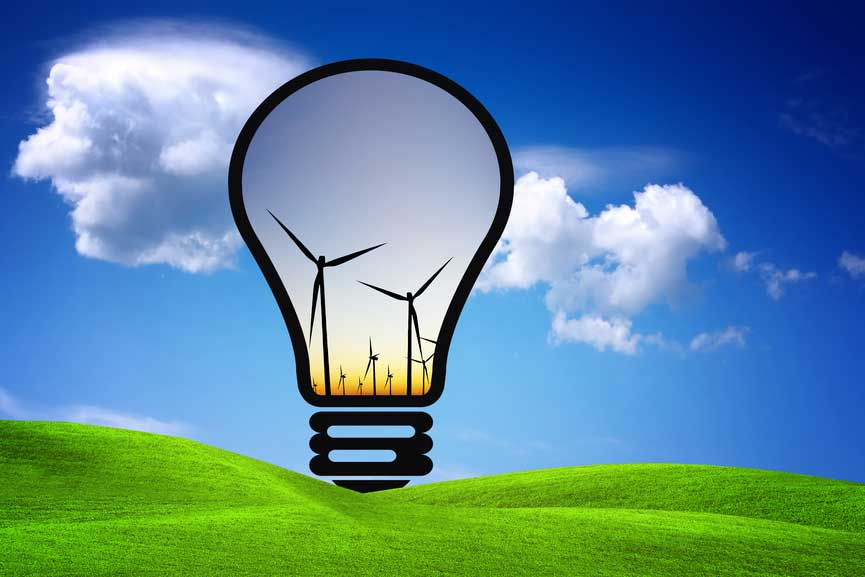 Eco Energy Light Bulb
